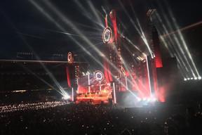 Vue du concert à Bern, le 5 juin 2019. ((Photo: Laurent Loschetter))