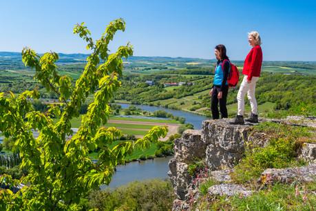 Le Mullerthal Trail a vu passer 160.000 randonneurs en 2020, et la Traumschleife Manternacher Fiels 12.786. (Photo: Wanderbüro Saar-Hunsrück, Klaus-Peter Kappest)