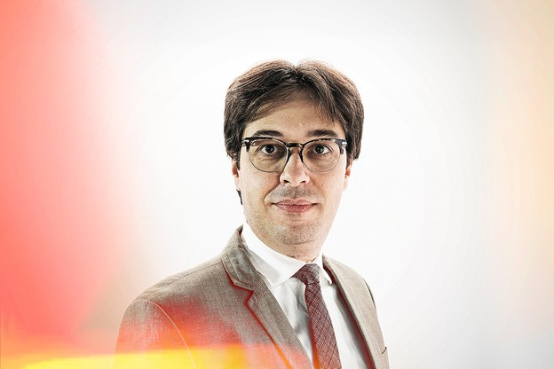 Cédric Mauny, Cybersecurity Lead, Proximus Luxembourg S.A Crédit : Maison Moderne