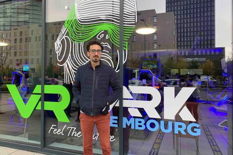 Riad Taha a fui la Syrie et s'est installé au Luxembourg en 2013 avec sa famille. (Photo: Paperjam)