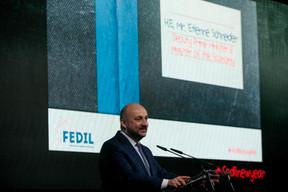 Étienne Schneider (Ministre de l'Économie) ((Photo: Matic Zorman))