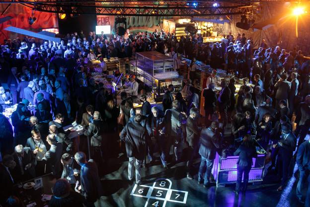 Réception de Nouvel An de la Fedil - 22.01.2020 (Photo: Matic Zorman)