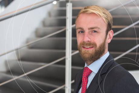 JamesPurcell, gestionnaire en investissements durables chez Quintet Private Bank, s'inquiète du manque de gens formés pour les métiers de la durabilité. (Photo: Quintet Private Bank)
