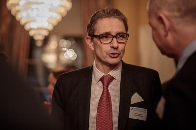 François Moyse, président de la Fondation luxembourgeoise pour la mémoire de la Shoah. (Photo: Matic Zorman / archives Maison Moderne)