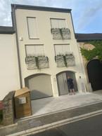 La «nouvelle» façade de la maison de village de Mamer. ((Photo: JaneExall-Phillips))
