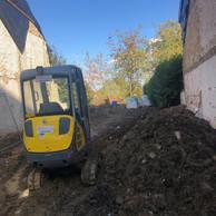 JaneExall-Phillips et son mari ont démoli une maison de village à Mamer afin de la reconstruire entièrement. ((Photo: JaneExall-Phillips))