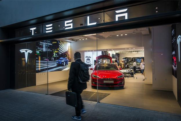 Tesla multiplie par cinq ses ventes au Luxembourg, puisque 461 de ses véhicules ont été nouvellement immatriculés en 2019, contre 85 en 2018, et atteint la 28e place du classement. (Photo: Shutterstock)