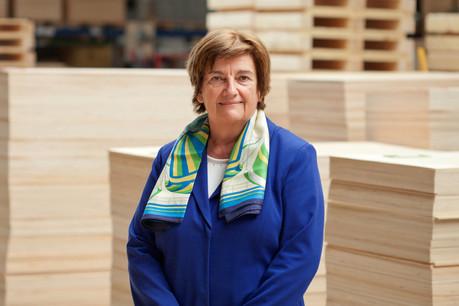 Michèle Detaille, présidente de la Fedil. (Photo: Fedil)
