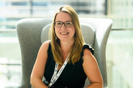 Patricia Bettembourg, Directrice des Ressources Humaines de Proximus Luxembourg Crédit: Telindus