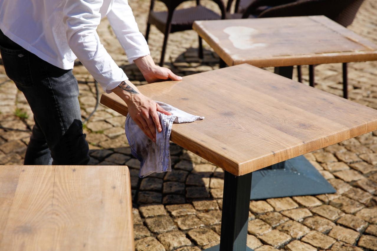 L'emploi repart dans l'horeca, où 537postes sont actuellement vacants. (Photo: Romain Gamba/Maison Moderne)