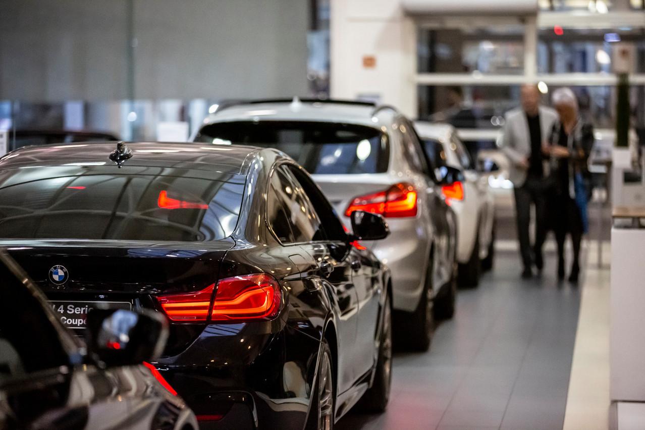 Le Luxembourg limite la casse avec un recul de 20,6% des mises en circulation de véhicules neufs. (Photo: Jan Hanrion/Maison Moderne)