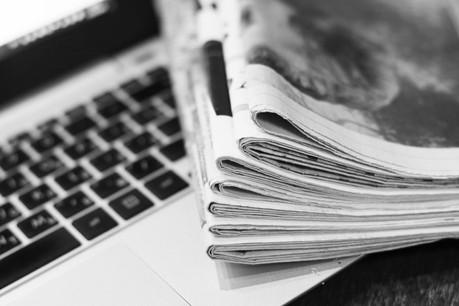 Engagée dans une transition numérique qui rebat les cartes, la presse luxembourgeoise attend cette réforme. (Photo: Shutterstock)
