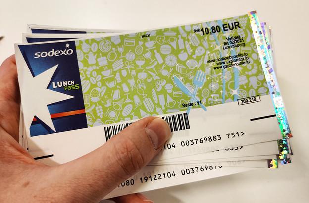 «Au Luxembourg, 18% des salariés bénéficient de chèques-repas, de repas gratuits ou de cantines, soit plus de 75.000personnes», rappelle SarahMellouet, qui estime ainsi qu'«employeurs et salariés bénéficiaires ont à leur disposition un outil de soutien à la relance». (Photo: Paperjam)