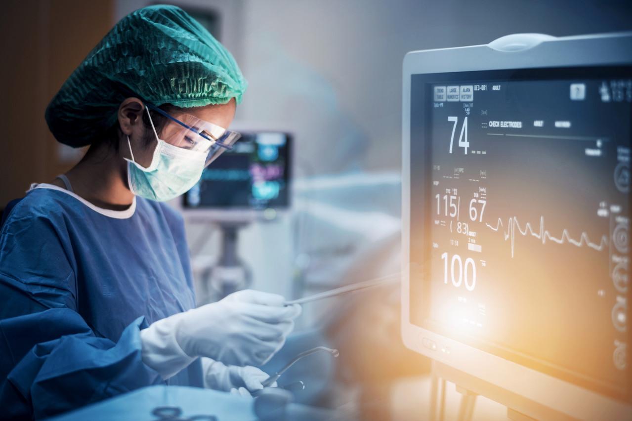 Alors que lundi soir, il ne restait que 12 personnes en soins normaux et une en soins intensifs, les patients hors Covid-19 reprennent le cours de leurs traitements ou opérations. (Photo: Shutterstock)