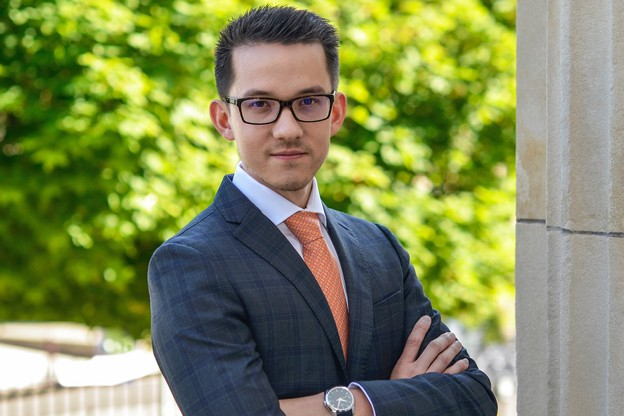 Timothée Au Duong, portfolio manager chez Edmond de Rothschild. (Photo: Edmond de Rothschild)