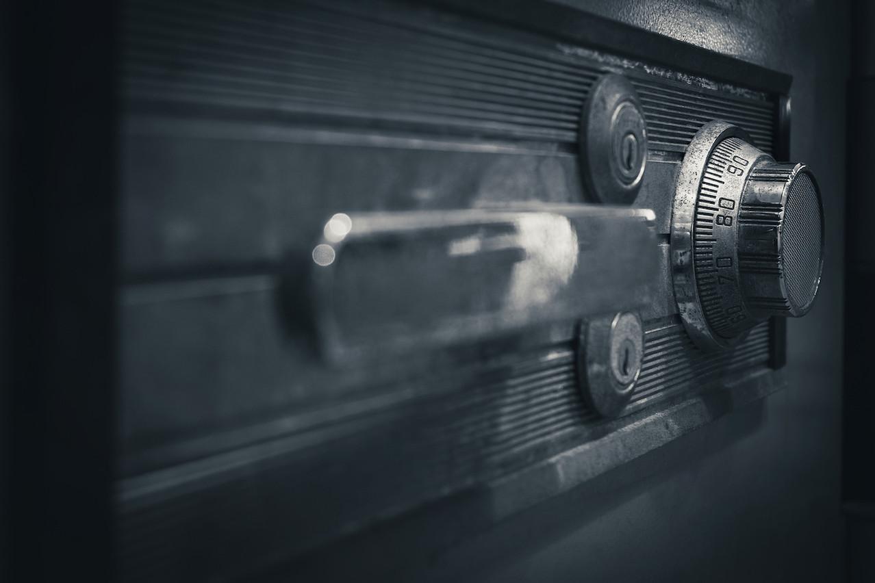Les titulaires de coffres-forts bancaires apparaîtront également dans le futur registre surveillé par la CSSF. (Photo: Shutterstock)