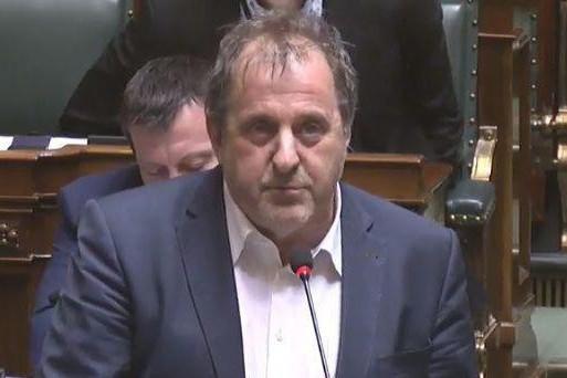 BenoîtPiedbœuf ne siège plus au CA des CFL, victime d'un règlement de compte politique, selon toutes les apparences. (Photo: Facebook)