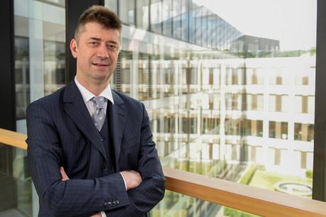 Interview avec Vincent Galand,  Associate Partner chez EY Luxembourg (Crédit Photo: EY Luxembourg)