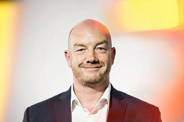 Fabrice Croiseaux, CEO, InTech (Crédit : Maison Moderne)