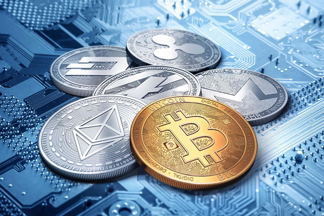 Azimut plans to launch the first fund under Luxembourg law to invest in cryptocurrencies and other digital assets Photo: Shutterstock