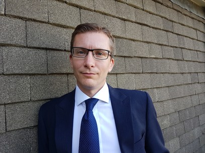 Chris Chancellor, senior director, Global Insights at Broadridge. (Photo: Broadridge)