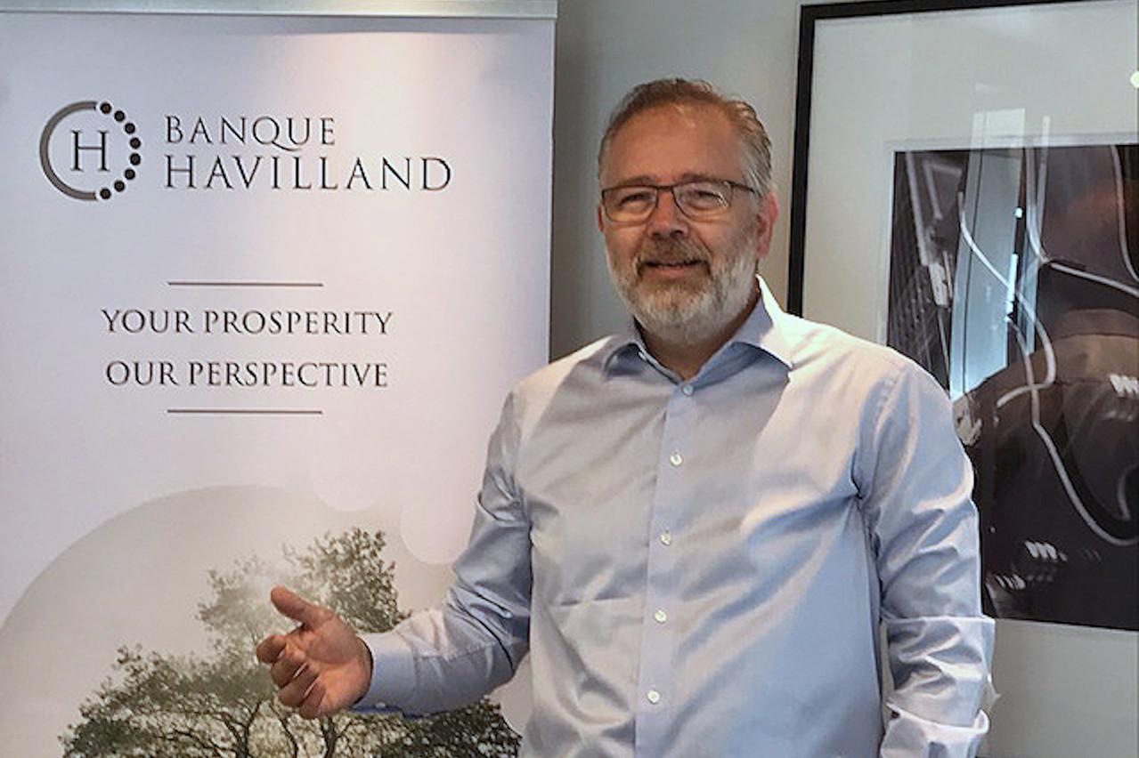 Lars Rejding estime avoir obtenu un salaire décent dès son premier job dans un Big Four. (Photo: Banque Havilland)