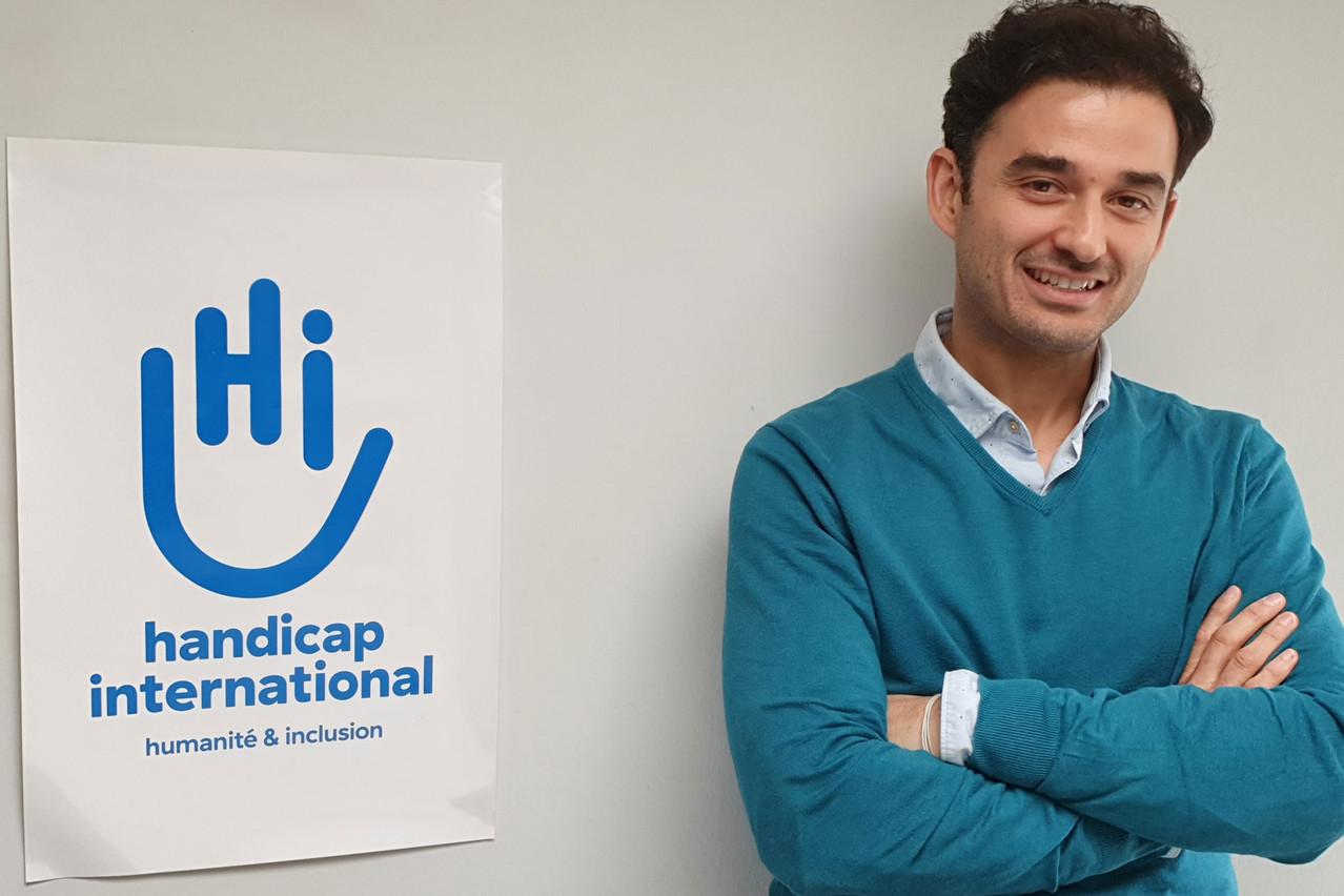 Mehdi Magha: «Nous proposons de faire le lien entre une volonté d'aider, de faire la différence, et nos bénéficiaires sur le terrain.» (Photo: DR)
