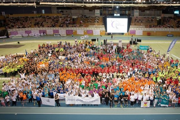 Le Relais pour la vie, rendez-vous annuel de solidarité avec les patients atteints de cancer, qui accueille chaque année plus de 13.000participants, n'aura pas lieu en 2020.  (Photo: Archives/Relais pour la vie/Claude Piscitelli)