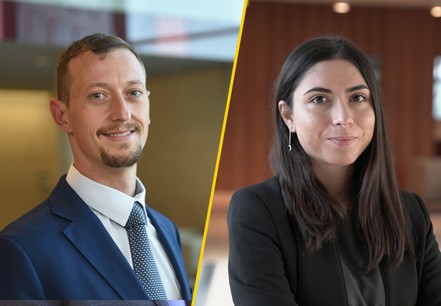 Alexandre Minarelli, Associate Partner, Technology Risk & Cyber Consulting, & Marina Tsikintikou, Consultant, Privacy Consulting. EY Luxembourg