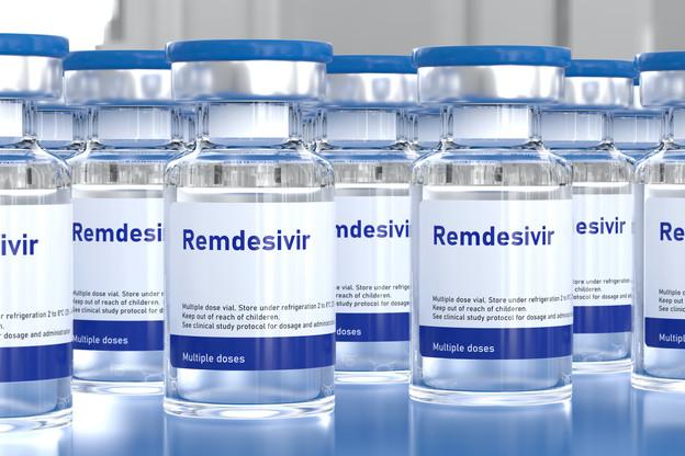La dose du médicament développé par le laboratoire Gilead coûte un peu moins de 2.000 euros. (Photo: Shutterstock)