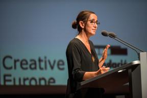 Anna Ramos (Directrice de la Fondation Mies van der Rohe) ((Photo: Nader Ghavami/Maison Moderne))