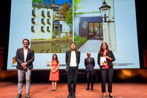 Cercle Munster, lauréat du Bauhärepräis OAI 2020 ((Photo: Nader Ghavami/Maison Moderne))