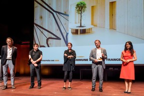 Commune de Schuttrange, lauréat du Bauhärepräis OAI 2020 ((Photo: Nader Ghavami/Maison Moderne))