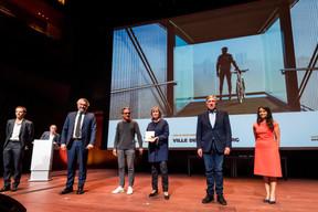 Ville de Luxembourg, lauréat du Bauhärepräis OAI 2020 ((Photo: Nader Ghavami/Maison Moderne))