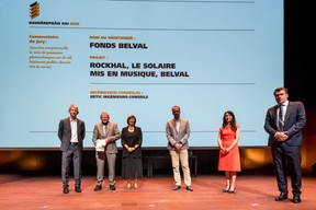 Fonds Belval, lauréat du Bauhärepräis OAI 2020 ((Photo: Nader Ghavami/Maison Moderne))