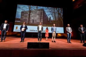 Commune de Bettembourg, lauréat du Bauhärepräis OAI 2020 ((Photo: Nader Ghavami/Maison Moderne))