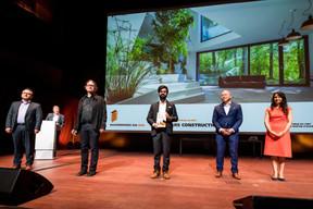 Asars Constructions SA, lauréat du Bauhärepräis OAI 2020 ((Photo: Nader Ghavami/Maison Moderne))