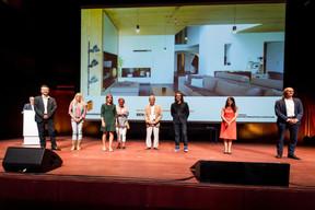 Pit Seven, lauréat du Bauhärepräis OAI 2020 ((Photo: Nader Ghavami/Maison Moderne))