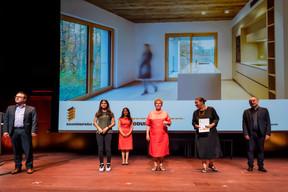 Codur SA, lauréat du Bauhärepräis OAI 2020 ((Photo: Nader Ghavami/Maison Moderne))