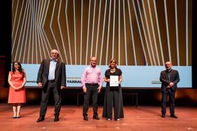 Violant Tarrach, lauréat du Bauhärepräis OAI 2020 ((Photo: Nader Ghavami/Maison Moderne))