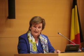 Michèle Detaille (Fedil) ((Photo: Matic Zorman / Maison Moderne))