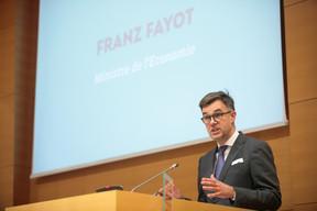 Franz Fayot (Ministre de l'Économie, LSAP) ((Photo: Matic Zorman / Maison Moderne))