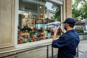 La renaissance de la Brasserie Guillaume- 01.08.2020 ((Photo: Nader Ghavami / Maison Moderne))