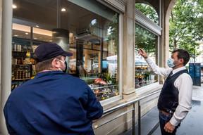 La renaissance de la Brasserie Guillaume - 01.08.2020 ((Photo: Nader Ghavami / Maison Moderne))