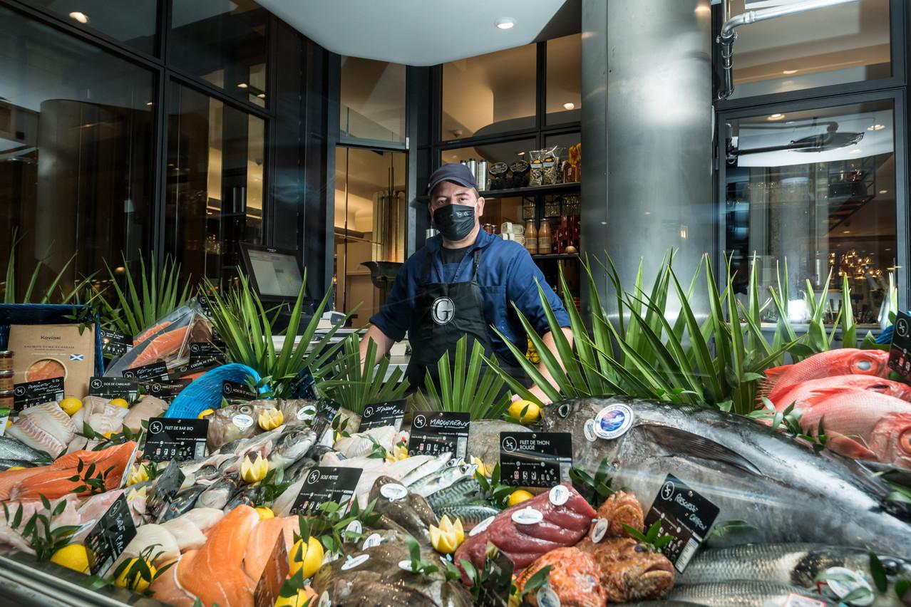 La renaissance de la Brasserie Guillaume - 01.08.2020 (Photo: Nader Ghavami / Maison Moderne)