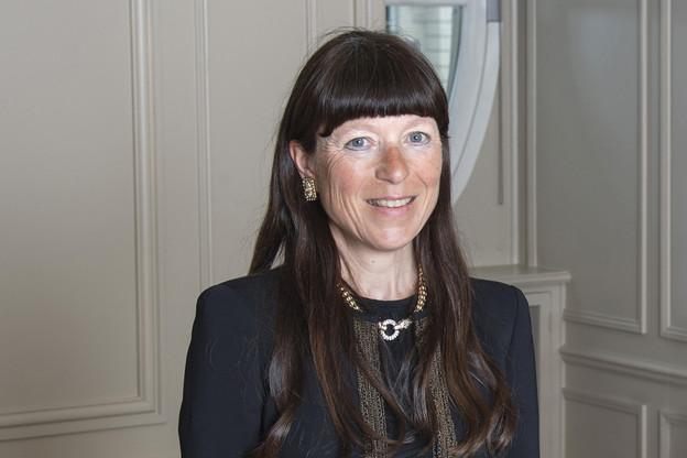 Françoise Thoma: «Le Paperjam Club est devenu, au cours des dernières années, une référence dans le monde des affaires luxembourgeois.» (Photo:Spuerkeess)