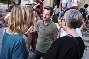 Sam Stourdzé (Rencontres d'Arles) ((Photo: Romain Girtgen / CNA))