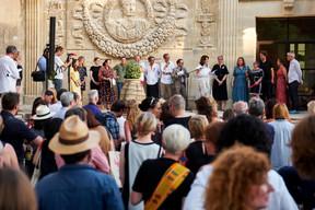 Vernissage Lët'z Arles 2019 ((Photo: Romain Girtgen / CNA))
