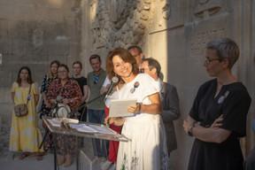 Florence Reckinger (Lët'z Arles) ((Photo: Bernard Gille))