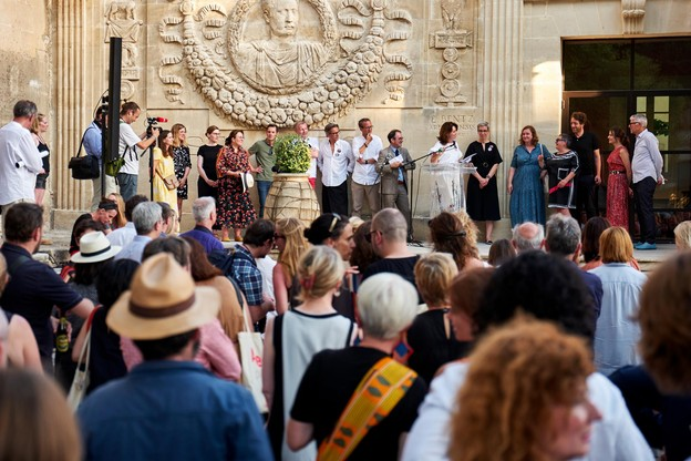 Vernissage Lët'z Arles 2019 (Photo: Romain Girtgen / CNA)